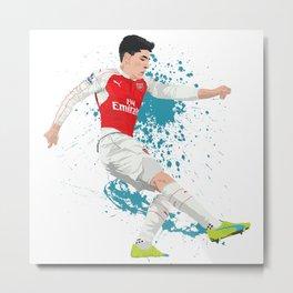 Hector Bellerín - Arsenal FC Metal Print