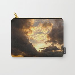 Cloud Bomb Carry-All Pouch