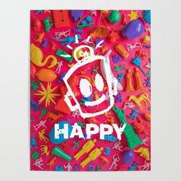 PRIDE (Plastic Menagerie Version) Poster