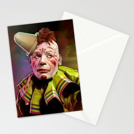 Laugh, Clown, Laugh (1928) Stationery Cards