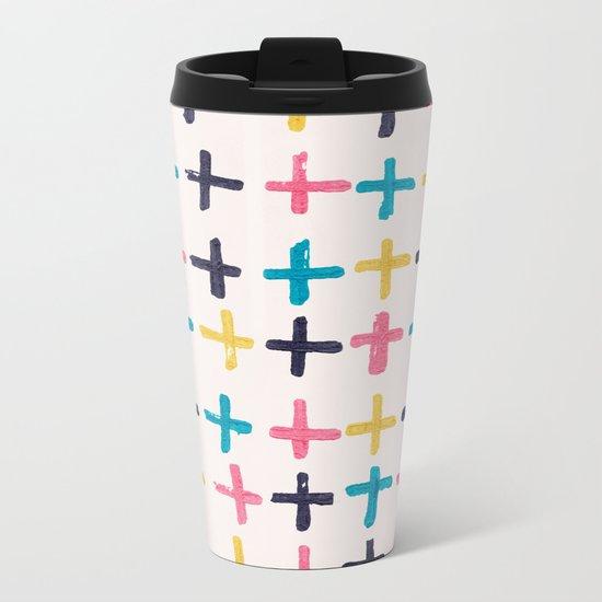 Axis Metal Travel Mug
