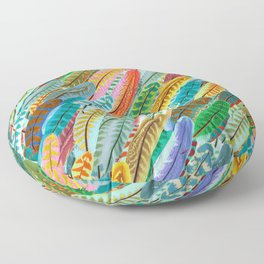 FEATHERS GALOR Floor Pillow