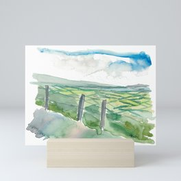 Ireland Dingle Peninsula Conor Pass County Kerry Mini Art Print