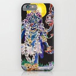 Goddess Kali iPhone Case