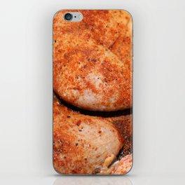BBQ Chicken iPhone Skin
