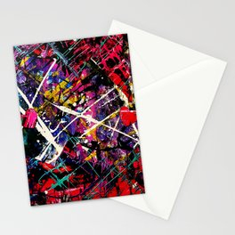 Connecting hearts Stationery Cards