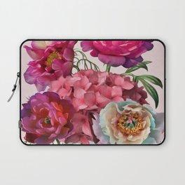 Flower garden V Laptop Sleeve
