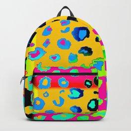 colorpop leopard Backpack
