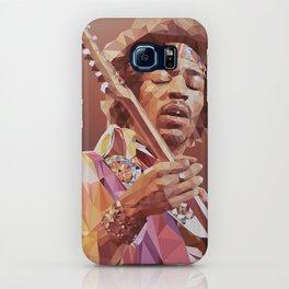 Jimi Hendrix Guitar God iPhone Case