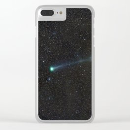 Comet Clear iPhone Case