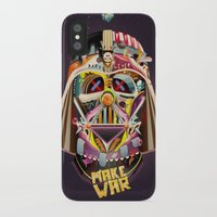dad iPhone & iPod Cases featuring DAD by Mathis Rekowski