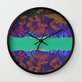 Arizona paranoia Remix  Wall Clock