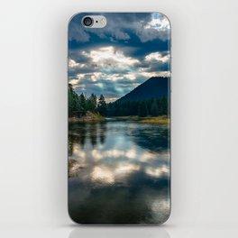 Snake River Revival - Morning Along Snake River in Grand Tetons iPhone Skin