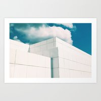 Art in H I G H Places /  E+C Collection - 1 Art Print