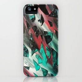 SHATTERED  iPhone Case