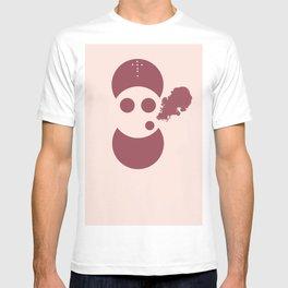 Circles&smoke T-shirt
