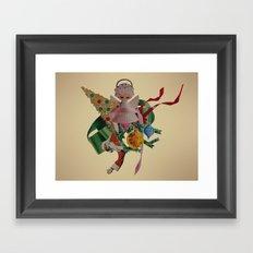 Christmas 2016 Framed Art Print