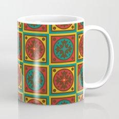 Tapestry pattern Mug