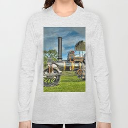 Fowler T3 Road Roller Long Sleeve T-shirt