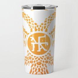 Byzantine Empire Travel Mug