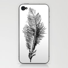 Free Falling Negative iPhone & iPod Skin