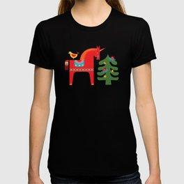 Scadinavian Fairytale Bright T-shirt