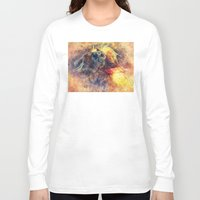 monkey Long Sleeve T-shirts featuring Monkey by jbjart