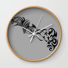Gargoyles Wall Clock