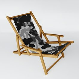 Camouflage (Gray) Sling Chair