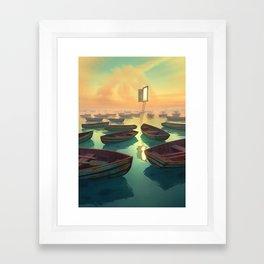Purpose Framed Art Print