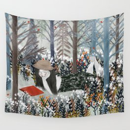 summers day Wall Tapestry