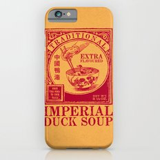 Imperial Duck Soup Slim Case iPhone 6s