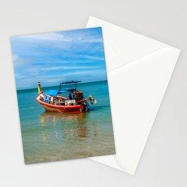 Pak Meng Boat Thailand Stationery Cards