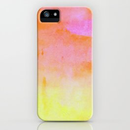 Highlighter iPhone Case