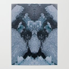 Icy Troll Poster