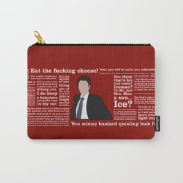 The Thick of It - Jamie MacDonald Carry-All Pouch