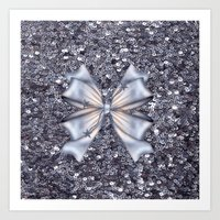 silver Art Prints featuring Silver by Elena Indolfi