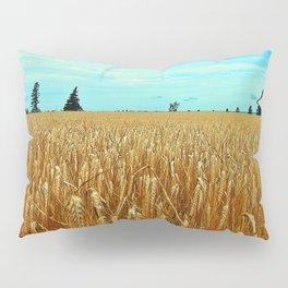 Wheat Field Pillow Sham