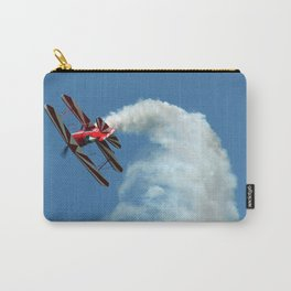 Spinning Biplane Carry-All Pouch