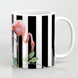 tropical flamingo Coffee Mug