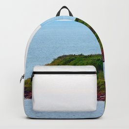 Lighthouse Cape Jourimain N-B Backpack