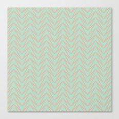 tribal pattern 2 Canvas Print