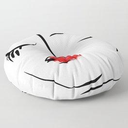 Tear Drop Floor Pillow