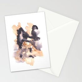 Soft Texture Watercolor | [Grief] Lies Stationery Cards
