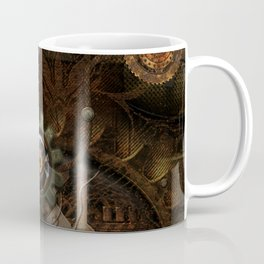 Noble steampunk design Coffee Mug