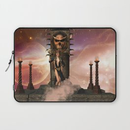 The  Totem place Laptop Sleeve