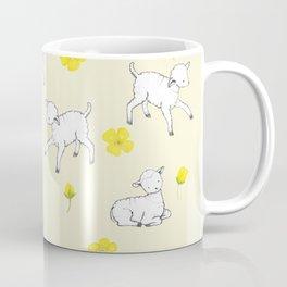 Lambs at Play Coffee Mug
