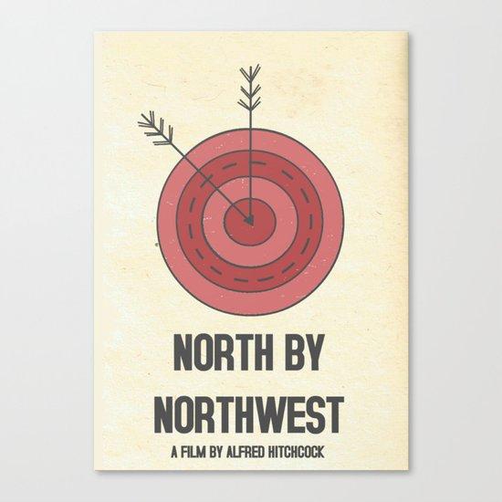 North by Northwest #2 Canvas Print