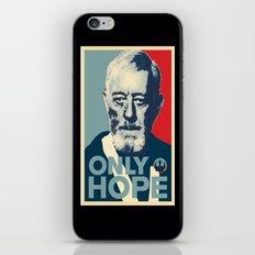 OBI WAN the Only Hope iPhone & iPod Skin