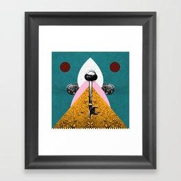 KEY I Framed Art Print